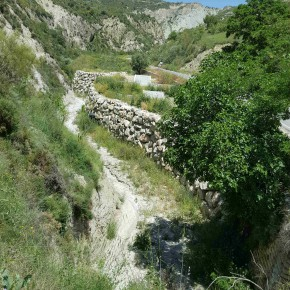 Ciudadanos pedirá responsabilidades al Ayuntamiento de Quéntar sobre las presuntas irregularidades en la construcción del parque periurbano Barranco de la Solana