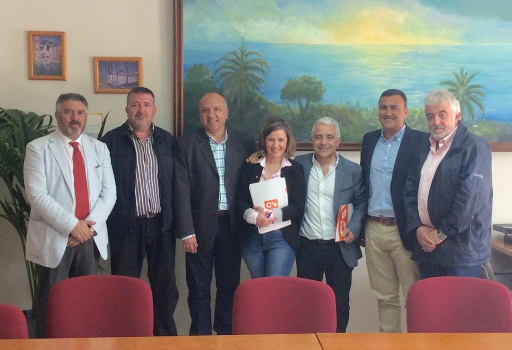 Reunión con FEAPS Andalucía