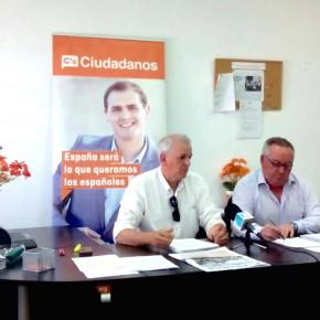 Ciudadanos Albolote da un suspenso a la gestión del equipo de gobierno del municipio