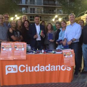 Ciudadanos pone en marcha una nueva edición de su campaña solidaria de recogida de material escolar