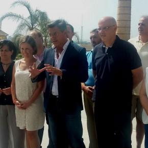 Ciudadanos reivindicará para Granada desde el Congreso las conducciones de la Presa de Rules, la llegada del AVE y una candidatura ganadora para acoger el acelerador de partículas