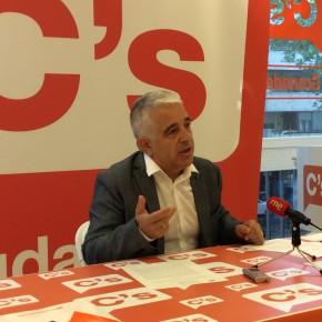 """José Antonio Funes: """"Queremos que Andalucía deje de liderar las listas de abandono temprano y fracaso escolar"""""""