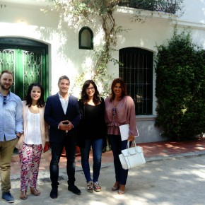 """Ciudadanos reclama una """"intervención integral urgente"""" en la Huerta de San Vicente"""