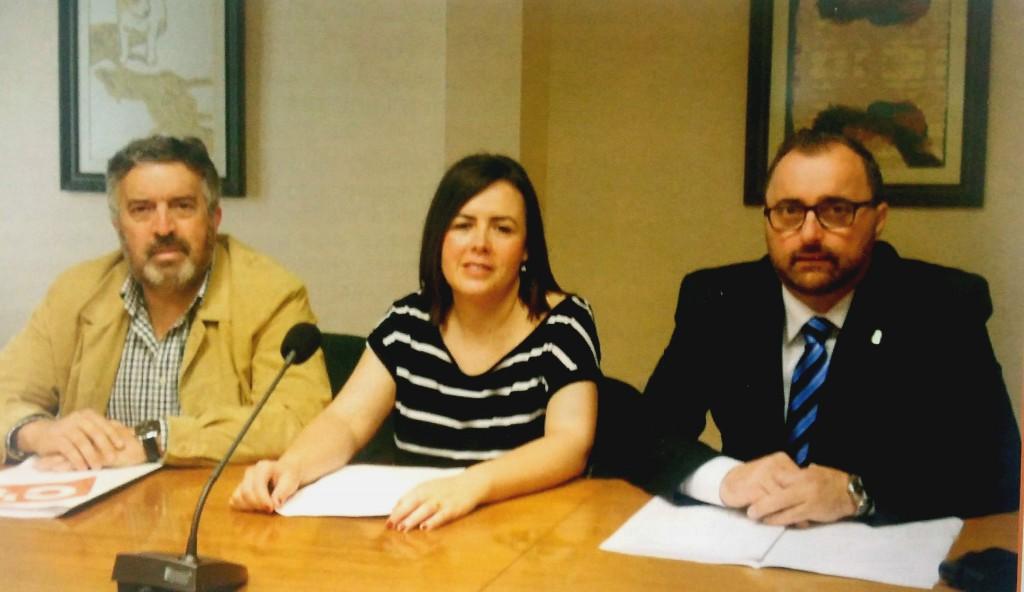 los-concejales-del-grupo-municipal-de-ciudadanos-en-el-ayuntamiento-de-armilla