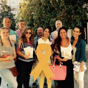 Ciudadanos Granada celebra el Día Mundial del Donante de Médula