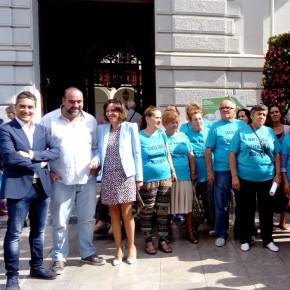 """Ciudadanos exige a la Junta de Andalucía """"soluciones inmediatas"""" para los vecinos de Santa Adela"""