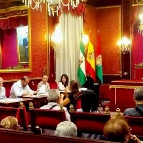 Ciudadanos pide información sobre el estado actual de la subvención de la Junta de Andalucía al catering para mayores de 65 años