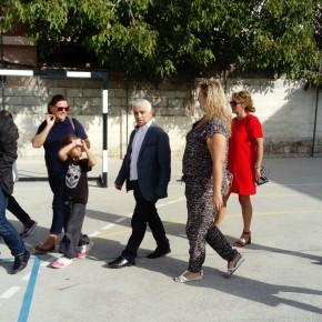 """José Antonio Funes: """"Nuestros centros educativos deben disponer de instalaciones de las que no nos avergoncemos"""""""