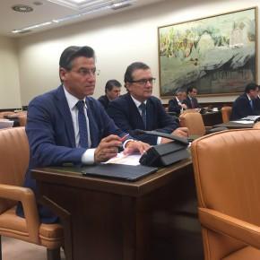 Ciudadanos reivindica en el Congreso la puesta en marcha del plan de transformación de la zona regable de la comarca Baza-Huéscar