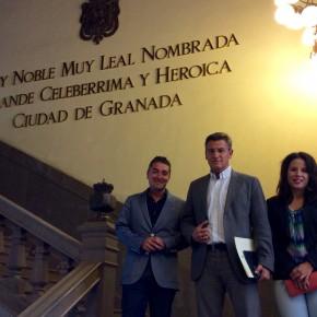 Ciudadanos reivindica un plan estratégico para desarrollar acciones alrededor de la marca 'Granada, Capital Europea de la Cultura 2031'
