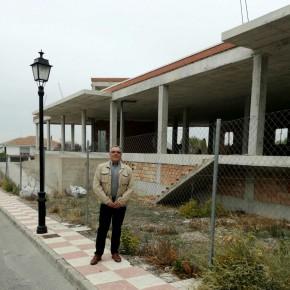 Ciudadanos Cúllar Vega consigue el compromiso del Ayuntamiento para finalizar el edificio de usos múltiples de El Ventorrillo y dotarlo de actividad