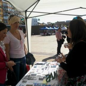 Ciudadanos Motril muestra su apoyo a las autónomas y empresarias motrileñas