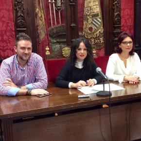 """Lorena Rodríguez: """"Granada no puede permitirse más tiempo de inmovilismo con la juventud"""""""
