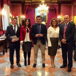 """Manuel Olivares: """"Desde hoy, nadie en Granada podrá decir que Ciudadanos mantiene a un alcalde imputado"""""""