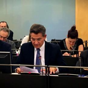 Ciudadanos pregunta al Ministerio de Fomento por sus planes para definir el proyecto de soterramiento del AVE