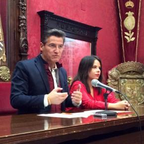 Logrado el acuerdo político, Ciudadanos pide que Gobierno central, Junta de Andalucía y Ayuntamiento se sienten y acuerden el proyecto y la fórmula para la llegada del AVE soterrado