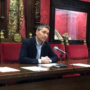 """Manuel Olivares: """"Ciudadanos no va a permitir que los granadinos tengan que pagar más impuestos existiendo más de 12 millones en recibos de IBI pendientes de cobrar en un cajón"""""""