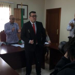 El portavoz municipal de Ciudadanos Quéntar, Fran Martín, elegido nuevo alcalde del municipio