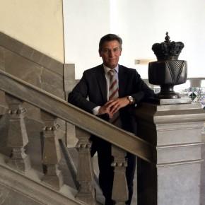 Entrevista a Luis Salvador en Europa Press