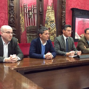 """Luis Salvador: """"El Gobierno debe garantizar la aportación de 400 millones de euros para que la candidatura española del acelerador de partículas sea la ganadora"""""""