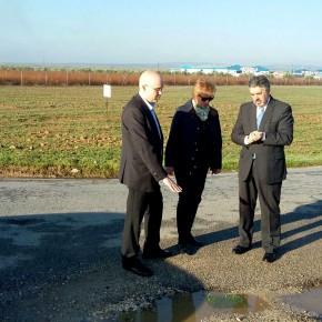 Ciudadanos reivindica el arreglo urgente de las deficiencias de la carretera Valderrubio – Láchar