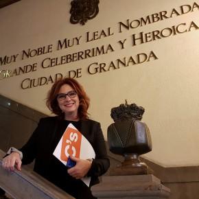 Ciudadanos resalta la llegada del legado de Lorca como una prioridad, pero advierte que no aceptará chantajes