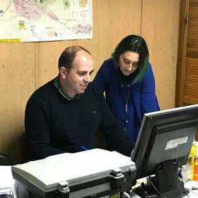 """Ciudadanos Atarfe manifiesta su apoyo al """"impulso de calidad del servicio"""" que supondrá la asociación de taxis metropolitanos"""