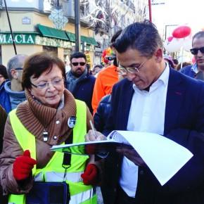 """Luis Salvador: """"La Junta de Andalucía debe llegar ya a un acuerdo que permita que los granadinos recuperen de nuevo la confianza en su sanidad pública"""""""