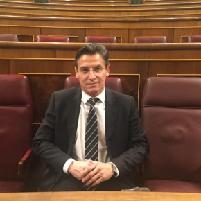 """Luis Salvador: """"La lucha contra el terrorismo no puede ser una cuestión partidista, sino una prioridad de todo el Estado"""""""