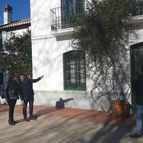 Ciudadanos pide al equipo de gobierno que proteja el legado de Lorca de la Huerta de San Vicente, el único con el que ahora cuenta Granada