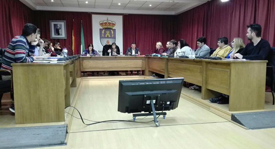 Corporación municipal de Las Gabias