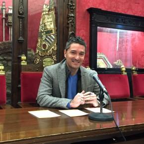 """Ciudadanos critica la """"parálisis"""" del PSOE para dar soluciones a un problema tan """"enquistado en la ciudad"""" como la reordenación de las terrazas"""