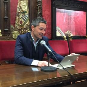 """Ciudadanos recuerda al alcalde que el problema del botellón no se acaba """"haciéndose una foto"""" y le exige que no abandone a los jóvenes granadinos"""