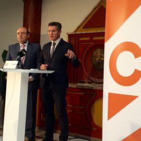 """Luis Salvador: """"Ciudadanos y PP estamos dispuestos a sumar por todo aquello que sea bueno para Granada"""""""