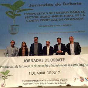 """Luis Salvador: """"Queremos reivindicar a la Costa Tropical como la segunda gran área metropolitana de la provincia de Granada"""""""