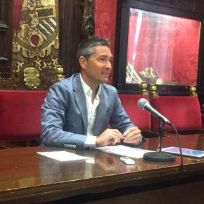 """Manuel Olivares: """"Granada necesita presupuestos, no que su concejal de Economía tire la toalla"""""""