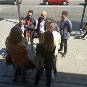 Ciudadanos critica la incapacidad del equipo de gobierno para hacer buen uso del Observatorio de Movilidad