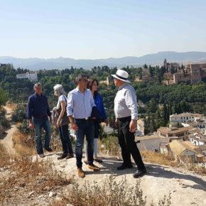Ciudadanos exige soluciones a la ocupación ilegal de las cuevas del Albaicín