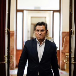 Luis Salvador participará en la gran manifestación de Barcelona por la paz y contra los atentados