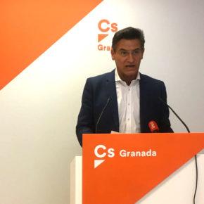 """Luis Salvador: """"Exigimos al Gobierno que nos cuente a los granadinos toda la verdad sobre el AVE y nos garantice que va a cumplir con los plazos previstos"""""""