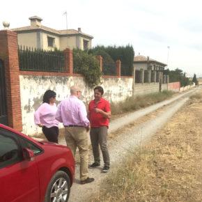 Ciudadanos reivindica la necesidad de acometer una intervención urgente en infraestructuras en Otura