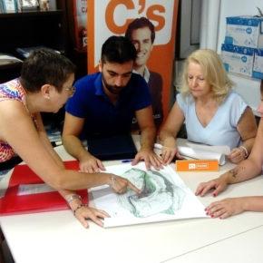 Ciudadanos recuerda a la alcaldesa de Las Gabias que el Ayuntamiento es responsable del mantenimiento de los alrededores de Torre Gabea