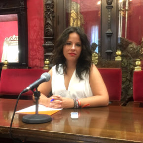 Ciudadanos reprocha al equipo de gobierno su mala actuación en relación al despido del director de TG7