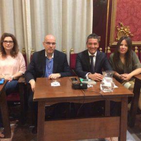 """Manuel Olivares: """"Granada necesita reformas, no confrontación; necesita avanzar, no retroceder"""""""