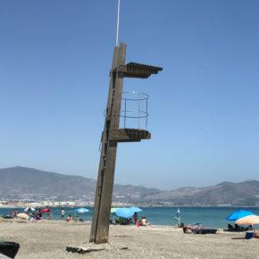 Ciudadanos Motril exige una actuación urgente al equipo de gobierno para permitir que las playas cuenten con servicio de salvamento y socorrismo