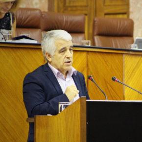 """José Antonio Funes: """"Es necesario subsanar los graves errores cometidos en la Alhambra y depurar responsabilidades"""""""