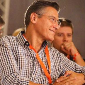 Luis Salvador, designado como representante institucional en el Comité Autonómico de Ciudadanos en Andalucía