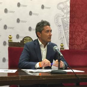 """Manuel Olivares: """"La Junta de Andalucía pone en marcha el metro mal y tarde"""""""