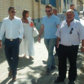 Ciudadanos pide al equipo de gobierno que abra al tráfico rodado los tres viales que conectan el Parque Nueva Granada con Casería de Montijo