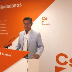 """Luis Salvador califica de """"irresponsabilidad"""" que el PSOE haga un acto de partido en Bruselas envuelto en las instituciones para hablar mal de Granada"""